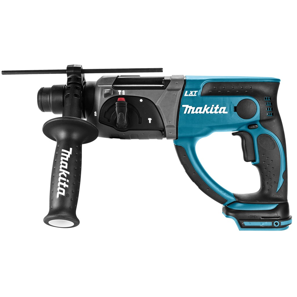 DHR202Z – MAKITA C.LESS ROTARY HAMMER 20mm SDS+ 18v LI-ION