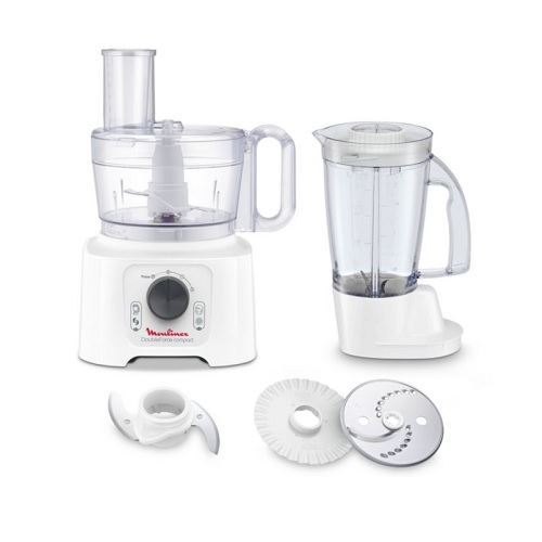 FP542111 – MOULINEX FOOD PROCESSOR DOUBLE FORCE COMPACT