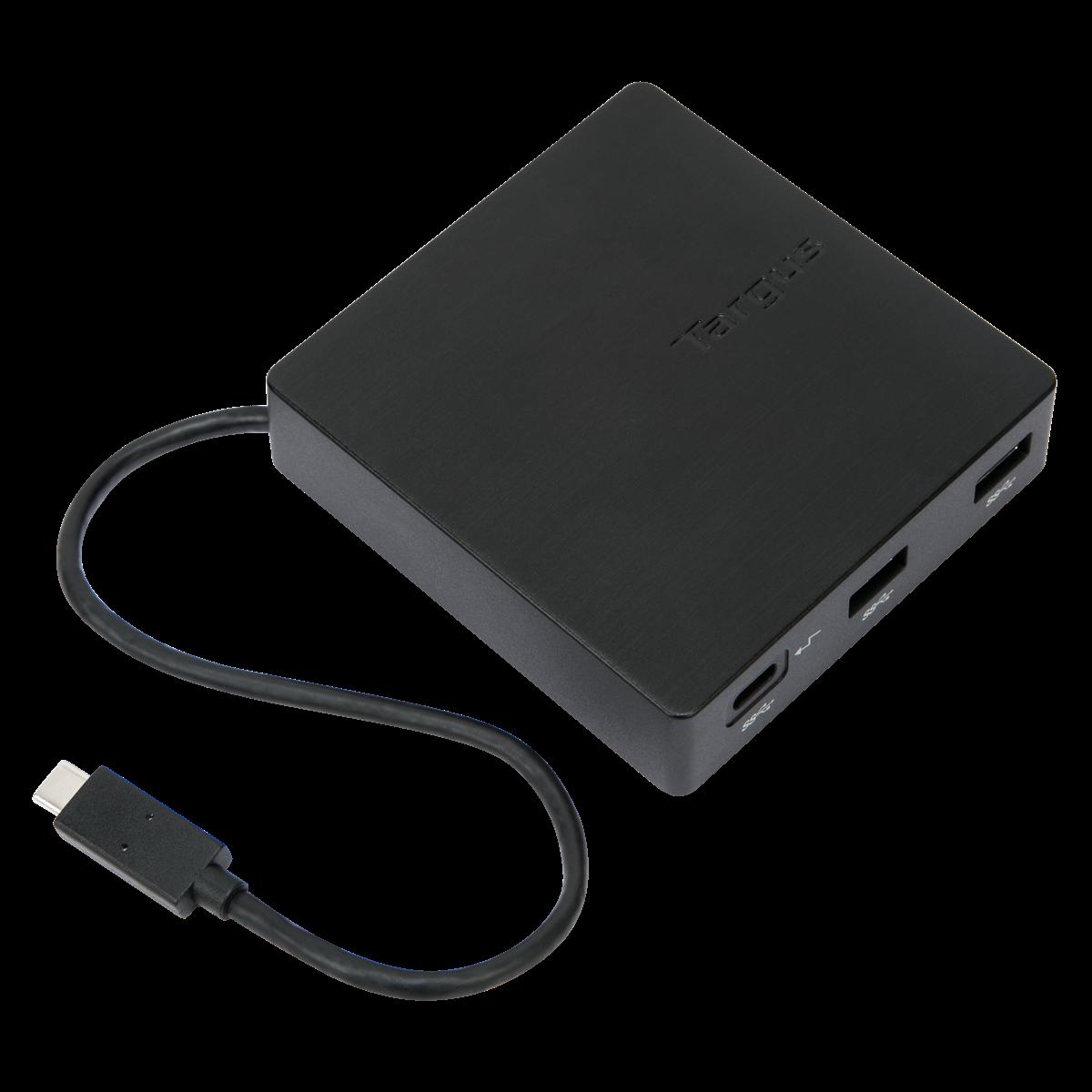 Targus USB-C Alt-Mode Travel Dock