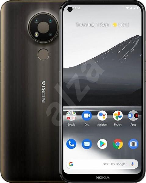 Nokia 3.4 black