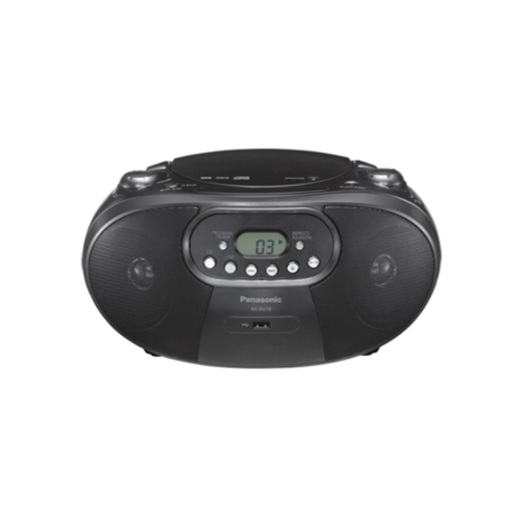 PANASONIC CD RADIO RX-DU10GS-K