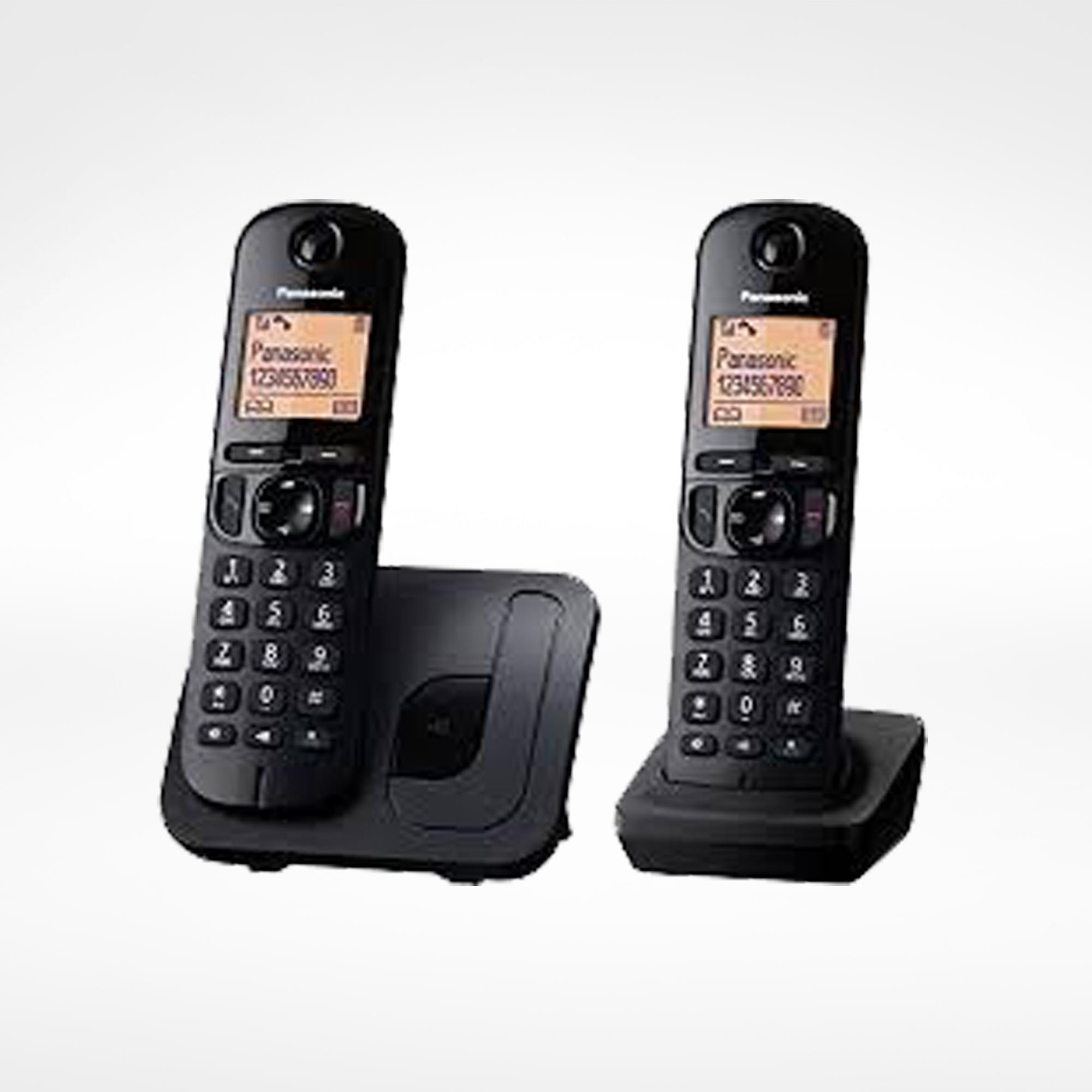 PANASONIC DECT PHONE KX-TGC212FXB