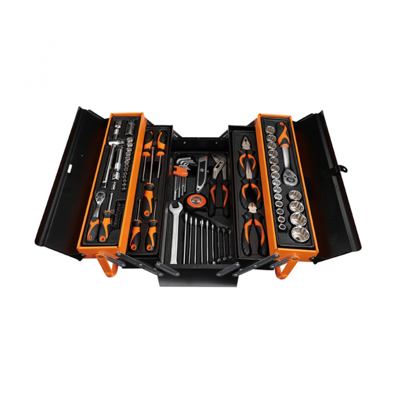 TKENDO-90202 – SAAME 88Pcs TOOL CHEST SET