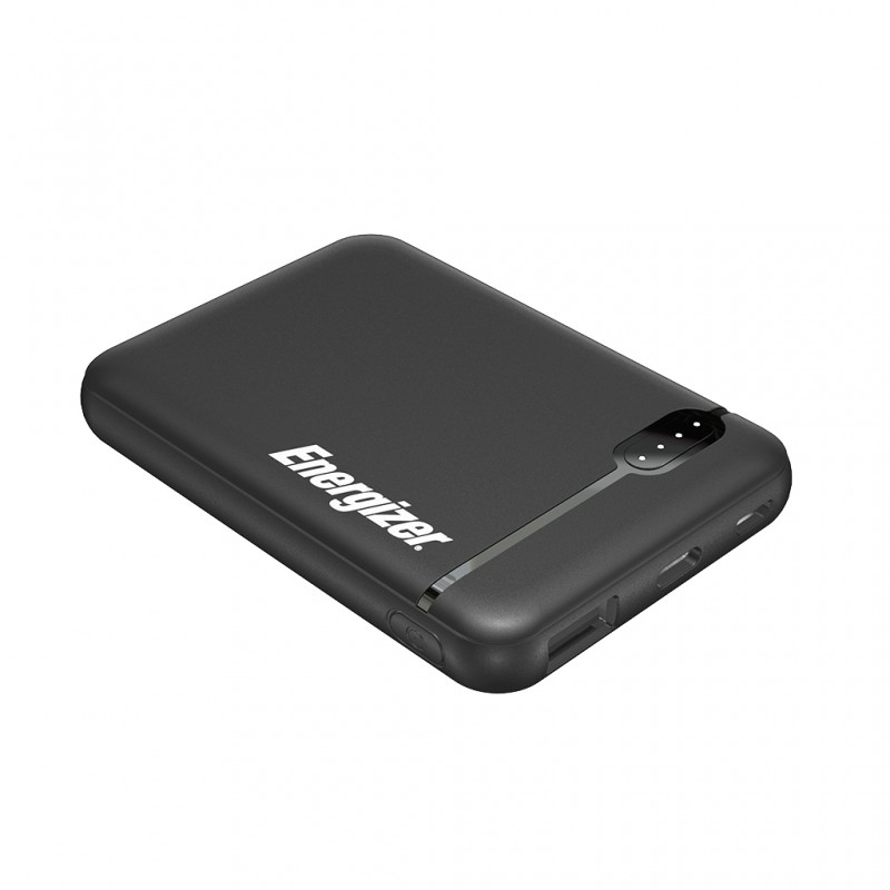 UE05004 – Energizer PowerBank 5000mAh UE05004-Black