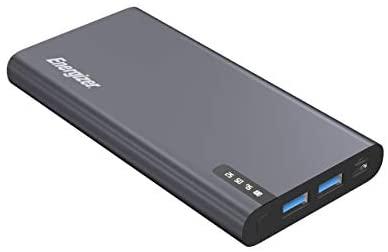 UE10047PQ – Energizer PowerBank 10000mAh UE10047PQ-Grey
