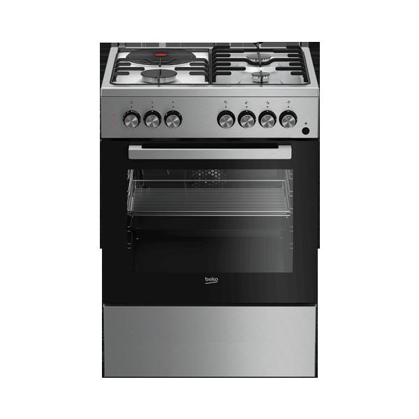 FSET63110DX – BEKO Freestanding Cooker